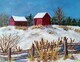 Vermont's Wintering Barns