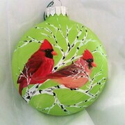 Ornament Cardinals 18 ac