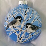 Ornament Chickadees 18 aa